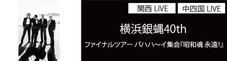横浜銀蝿40th-サブクローズアップ